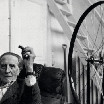 Reading About Contemporary Art: Dialogues with Marchel Duchamp