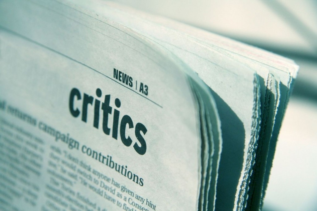 Theatre Critics