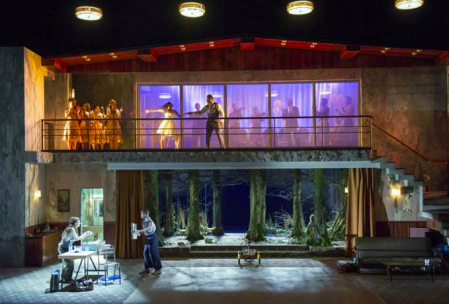 Medea National Theatre Tom Scutt